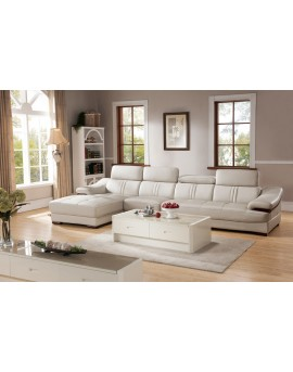 L- shaped 5 seater sofa