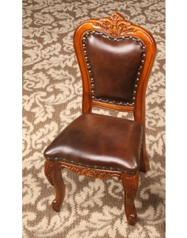 leather Kid Chair